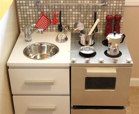 17 best images about diy play kitchen on pinterest stove 10 fantastic diy play kitchens parenting