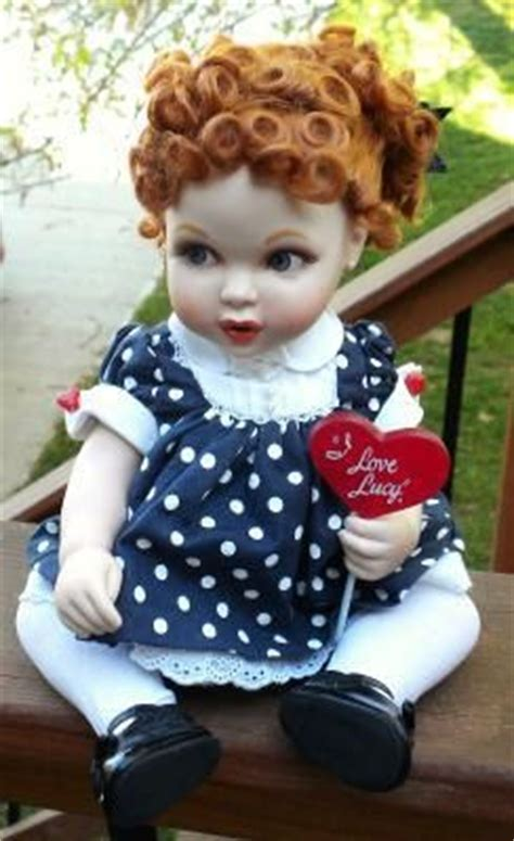 design a doll lucy 17 best images about i love lucy dolls on pinterest desi