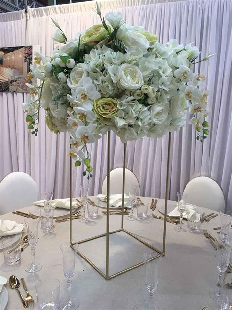 Flower Stand Ferris Gold shop centrepieces gold wedding table centrepiece wedding event supplies