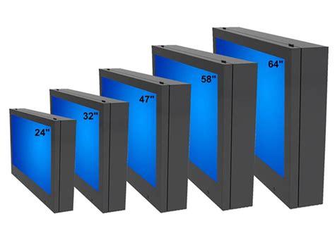 Steel Patio Covers Tv Enclosure Outdoor Digital Signage Enclosures