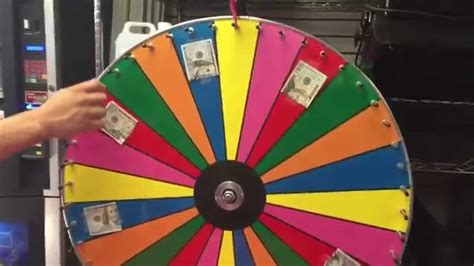 How To Make A Spinning Wheel Out Of Paper - prize wheel carnival rental