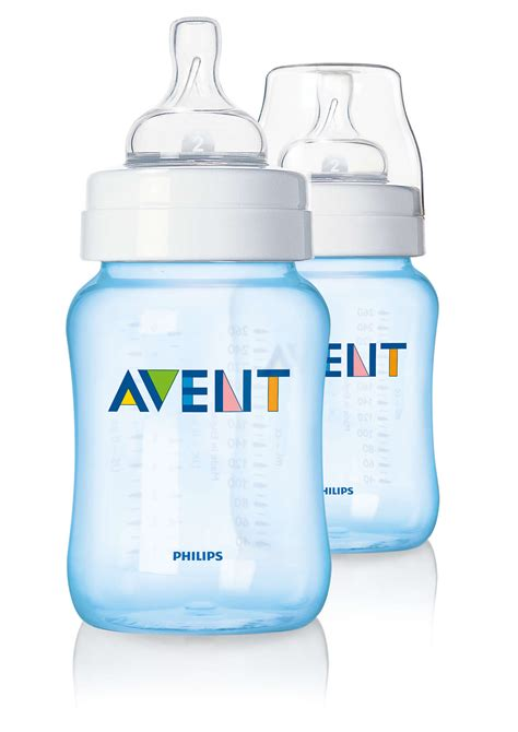 Avent Feeders philips avent feeding bottle classic blue 260ml