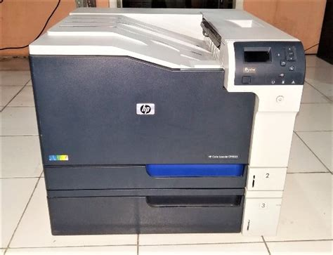 Printer A3 Warna Murah jual printer hp cp5525 color warna a3 bergaransi murah di lapak psa toner psatoner