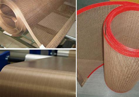 Teflon Belt ptfe conveyor belts teflon glass fibre coated belts