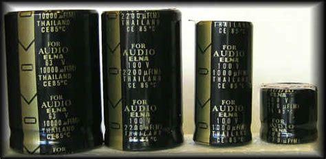 elna capacitors audio mtz audio elna