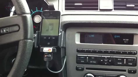 ford mustang iphone cradle kit proclip galpin ford al