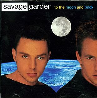 To The Moon And Back Savage Garden - you just became a stand user the artist or name of the