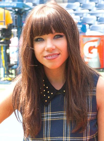 carly bibel haircuts for long hair long hairstyles with bangs carly rae jepsen colors and