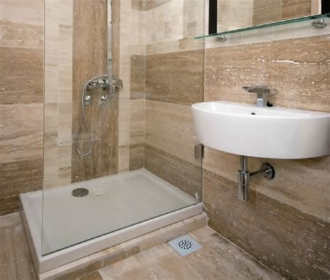 travertine bathroom travertine tile