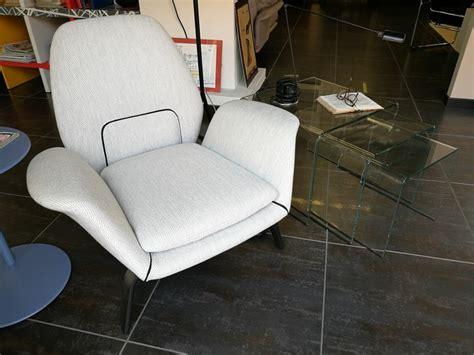 divani minotti prezzo poltroncina in tessuto minotti a prezzo ribassato