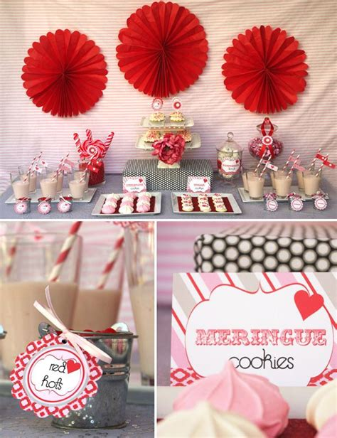 valentines day table decorations valentines day table decor ideas