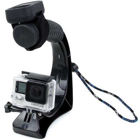 Handheld Stabilizer Kamera Dslr Kamera Gopro Xiaomi Yi tmc handheld stabilizer with remote slot for gopro xiaomi yi xiaomi yi 2 4k