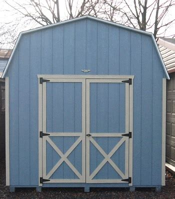 Wooden Storage Shed Kits by Shed Kits Wood Shed Kits In Va Wv Alan S Factory Outlet