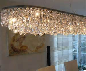 Dining Table Design christoph palme leuchten kristall leuchten wohnraum