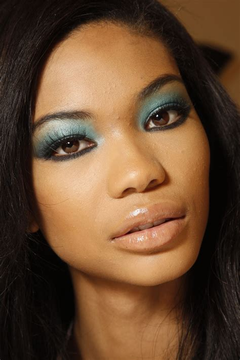 Eyeshadow Quality makeup from summer 2009 catwalk 2017 187 fashion