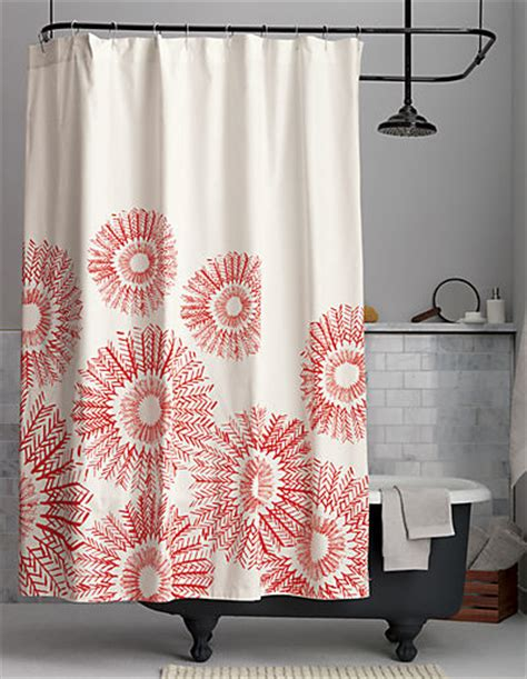 shower curtains red red shower curtains decor by color