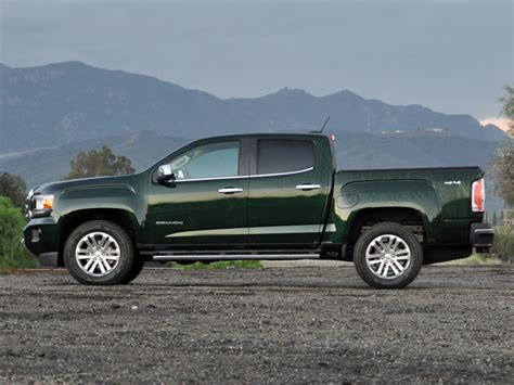 2016 GMC Canyon   Overview   CarGurus