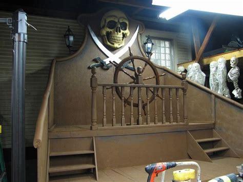 diy pirate props diy props static pirate helm bedroom haunt