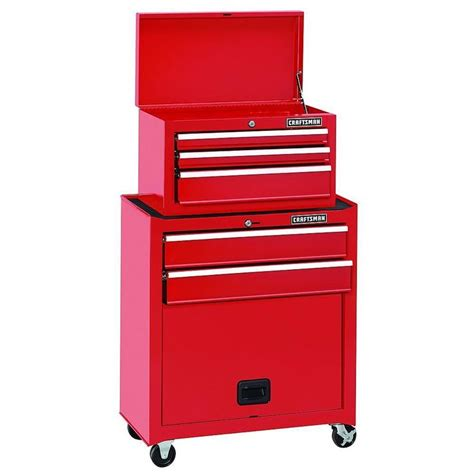 craftsman tool bench with drawers craftsman tool chest 5 drawer storage cabinet toolbox
