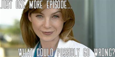 Meredith Meme - 20 memes that are too freaking real for grey s anatomy