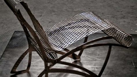 How To Make A Metal Chair by Cow Chair Interior Furniture Design Metal
