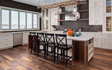 Edison Bulb Island Light Ladder Kitchen Island Lighting System Edison Light Bulbs Home Decorating Trends Homedit