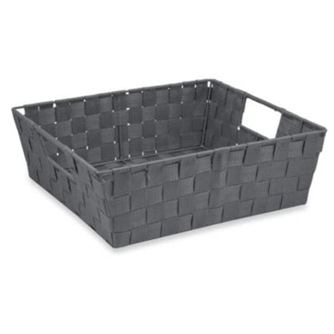 bed bath and beyond baskets buy storage totes baskets from bed bath beyond