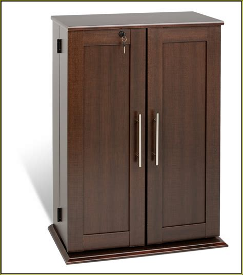 cabinet with locking doors dvd storage cabinet with doors uk home design ideas