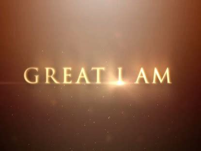 great i am video worship song track with lyrics | new life