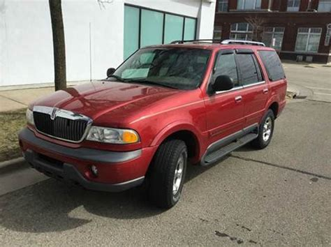 auto air conditioning service 1998 lincoln navigator user handbook 1998 lincoln navigator for sale carsforsale com