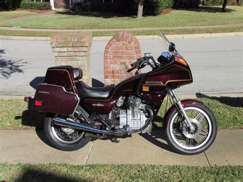 honda silverwing honda gl500 silver wing motorcycles for sale