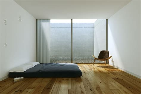 Minimal Bedroom Design 25 Beautifully Simple Rooms That Take Minimalism To The Maximum