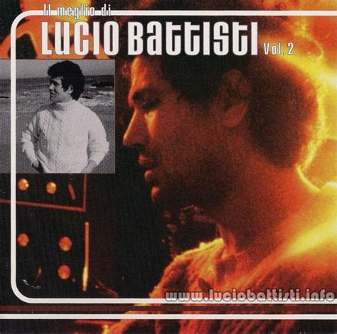 lucio battisti all the best il meglio di lucio battisti vol 2 io tu noi tutti