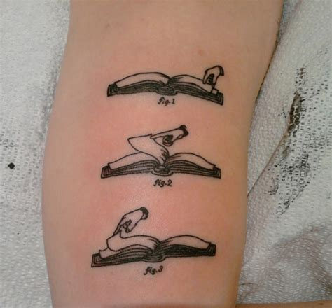 small book tattoo 17 best images about book s on