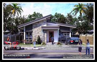 Bungalow House Design philippine dream house design two bedroom bungalow house