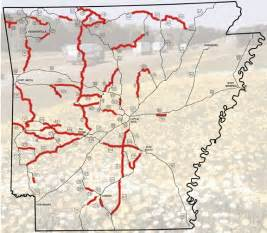 ahtd wildflower routes