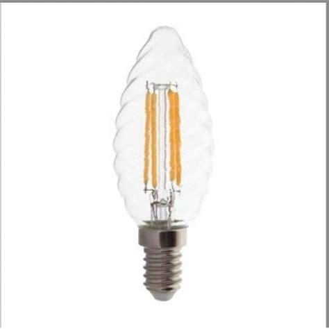 Lu Led Hias In Lite Candle Jantung 4w E27 220v e14 4w filament led