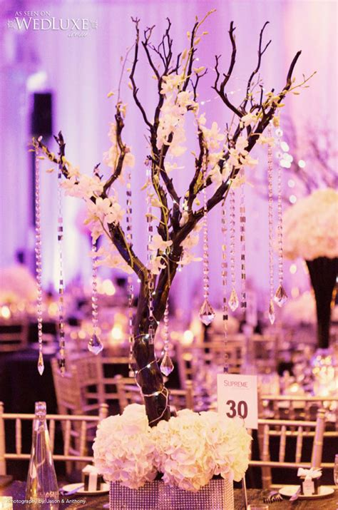 tree branch centerpieces for weddings tree branch centerpieces on manzanita tree