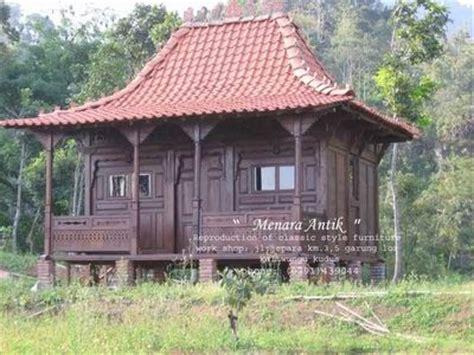 gambar unik kumpulan rumah adat  tradisional