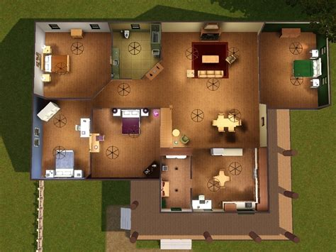 One Story House Plans With Bonus Room monkey face s heartland ranch no cc