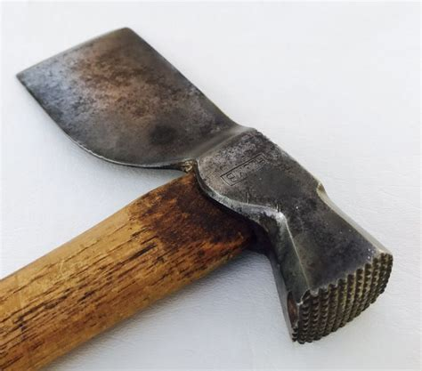 Plumb Hatchet Handle by Vintage Plumb Hammer Shop Collectibles Daily