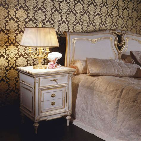 comodino luigi xvi da letto classica in stile luigi xvi letto con