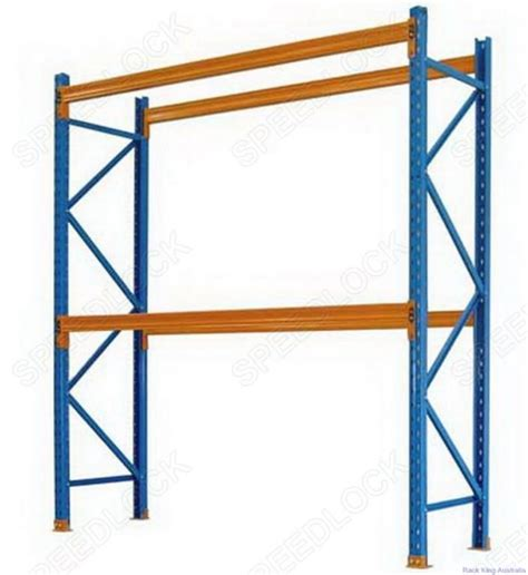 used dexion pallet racking frames 2 4m high rack shelf