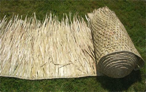 Tiki Grass Thatch Tiki Bar Palapa Palm Grass Thatch 30 Quot X 60 Rolls