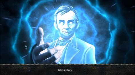 abraham lincoln ghost midnight mysteries witches of abraham gamecola