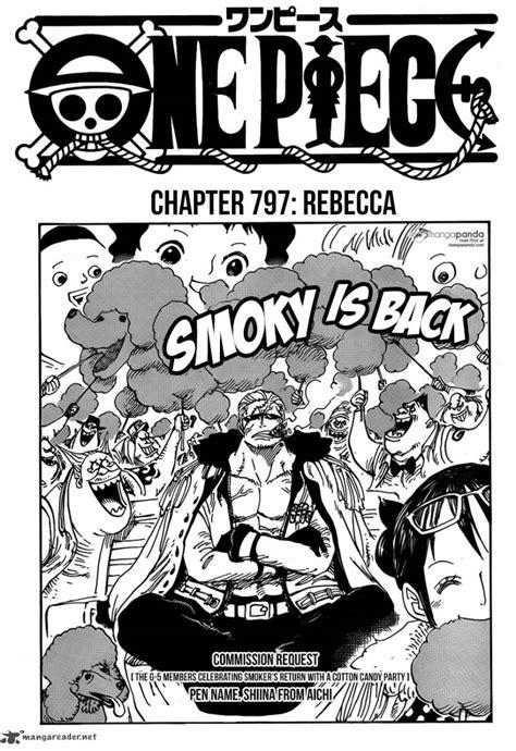 read one read one chapter 797 mangafreak