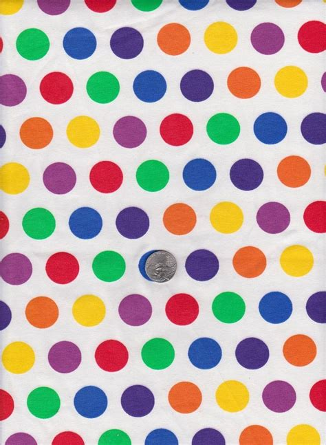 cotton cloth online rainbow dots fabric www pixshark com images galleries