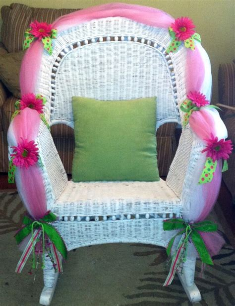 Diy Baby Shower Chair by Choosing A Baby Shower Chair Baby Ideas