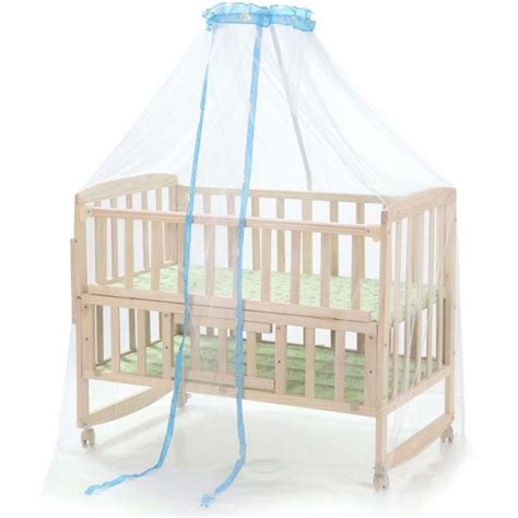 Online Get Cheap Mosquito Net Stand Aliexpress Com Net For Baby Crib