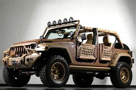 Jeep Net Doors Custom Jeep Wrangler Unlimited By Starwood Motors